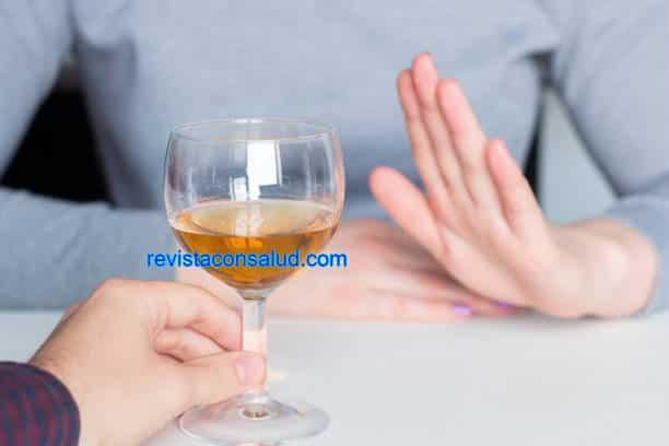 Beber Alcohol Antes de una Operación