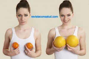 Frutas y Verduras para Hacer Crecer los Senos