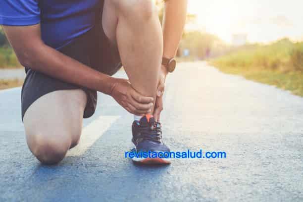 Tiempo de Recuperación Lesión Osteocondral Tobillo